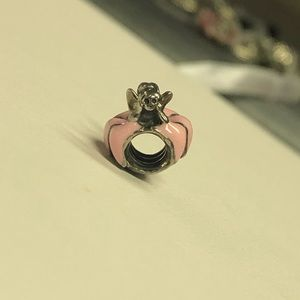 Pandora Tinker bell flower charm